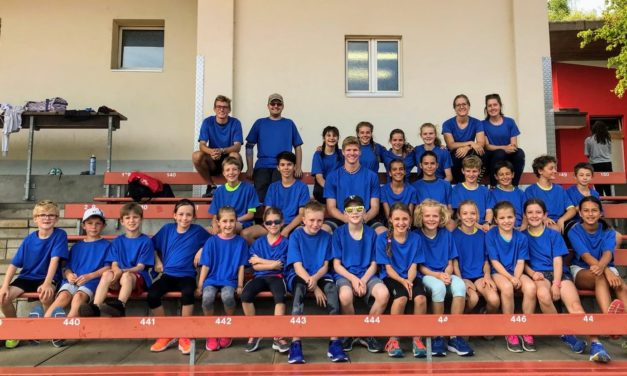 Trainingstag U10 – U14